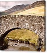 Stone Bridge Highlands  Canvas Print