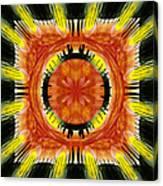 Stone Circle Sunrise Canvas Print
