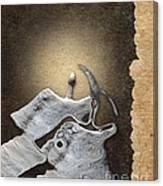 Stone Men 29 - Love Rythm Canvas Print