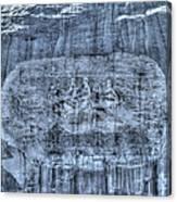 Stone Mountain - 1 Canvas Print