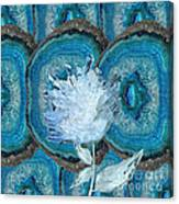 Stone Rose Canvas Print