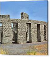 Stonehenge War Memorial Canvas Print