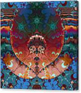 Stoner Parade Float Canvas Print