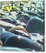 Stones 4 Canvas Print