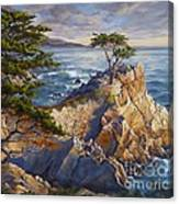 Stone's Edge Canvas Print