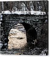 Stoney Bridge Canvas Print