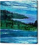 Stonington Sideways Canvas Print