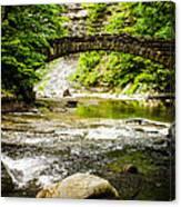 Stony Brook State Park Canvas Print