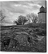 Stony Point Lighthouse Canvas Print