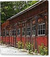 Storage Building Canvas Print