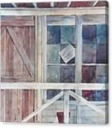 Store At War Eagle Canvas Print