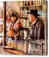 Store - The Messenger  Canvas Print