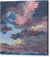 Storm A Brewin Canvas Print