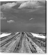 Storm Ahead Canvas Print