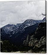 Storm Approching  Canvas Print