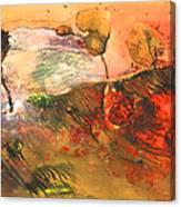 Storm At Sunup Canvas Print