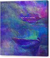 Storm Boats Canvas Print