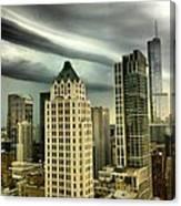 Storm Front Canvas Print