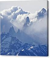 Storm Over Fitz Roy 2 Canvas Print