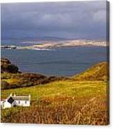 Storm Over Skye Canvas Print