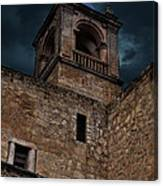 Storm Over The Alcazaba - Antequera Spain Canvas Print