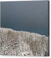 Storm's A'brewin' Canvas Print
