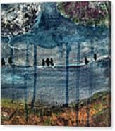 Stormsong Canvas Print
