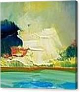 Stormwatch II Canvas Print