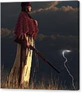 Stormwatcher Canvas Print