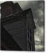 Stormy Days Canvas Print