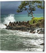 Stormy Maui Morning Canvas Print