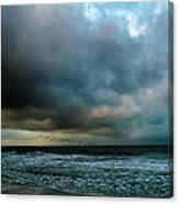 Stormy Monday Canvas Print