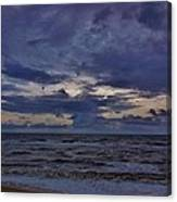 Stormy Morning 3 11/11 Canvas Print