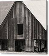 Story Of The Barn Canvas Print