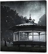 Storytelling Gazebo Canvas Print