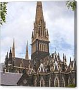 St.patrick's Cathedral Canvas Print