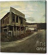 Straits Auction House Canvas Print