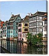 Strasbourg France Canvas Print