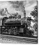 Strasburg Rail 475 Canvas Print
