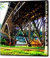 Strawberry Hill Bridge Canvas Print