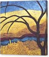 Streamside Passage Canvas Print