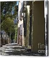 Street Alley Canvas Print