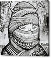 Mysterious Cochin Canvas Print
