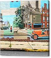 Street Mural Canvas Print