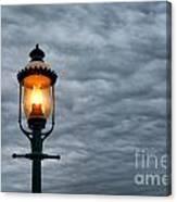 Streetlight Canvas Print