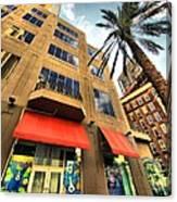 Streets Of Nola Canvas Print