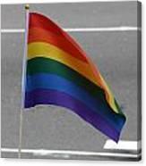 Streets Of Pride Canvas Print