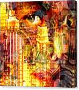 Streetwalker Canvas Print