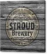 Stroud Brewing Canvas Print