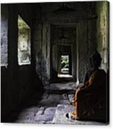 Structures Cambodia Siem Reap 03 Canvas Print